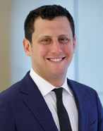 Photograph of Jared Levine